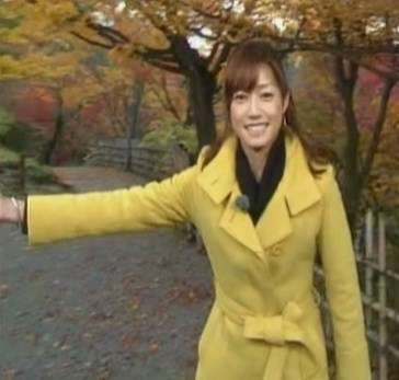 12112910031rz31 京都放送局の牛田茉友アナです。 2012年11月29日 (木)
